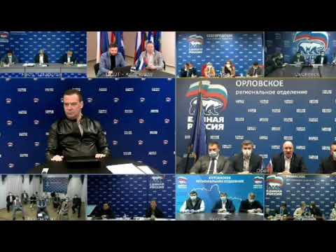 Музалевский рассказал о явке на праймериз в Орле