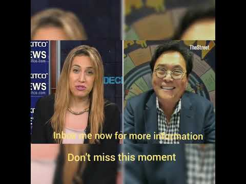 Robert kiyosaki  Gold,Silver and CryptoCurrency  to replace the dollar by 2020 and beyond