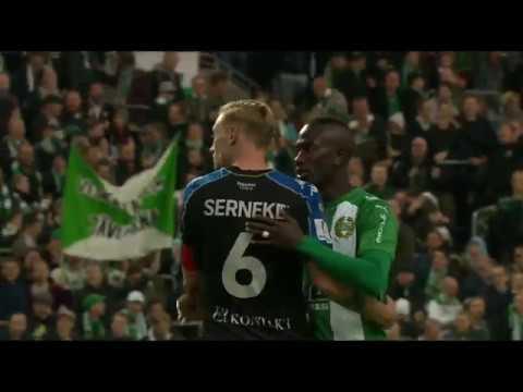 Hammarby - IFK Göteborg 2-1 (2017-09-20)