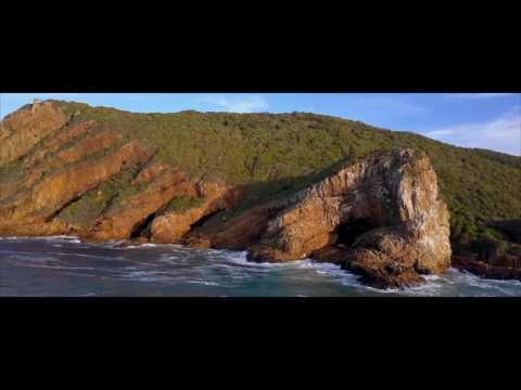 DJI Mavic Pro - Knysna Road Trip South Africa