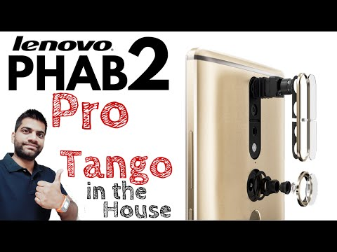 Lenovo Phab 2 Pro | The Project Tango SmartPhone | Opinions not Review