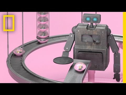 Vicious Cycle: This Cute Little Robot Has No Idea What's Coming – Short Film Showcase