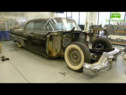 Car Restoration - 1957 Cadillac Fleetwood