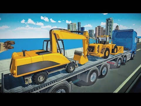Cruise Ship Driving Heavy Duty Transport Ship (by Fazbro) Android Gameplay [HD]