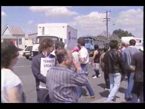 1991 MAY OSHAWA FOOD STRIKE 1