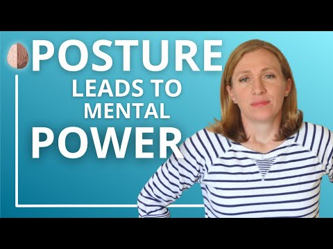 Grounding Technique for Anxiety #6: Using Posture to Regain Your Power!