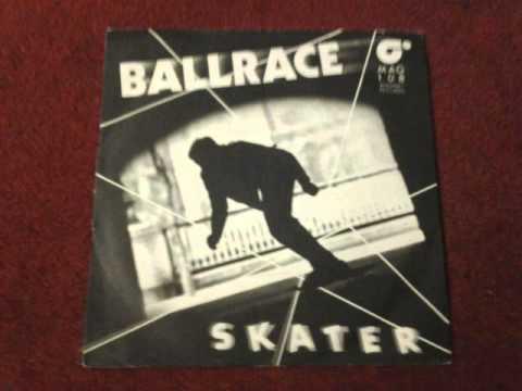 "BALLRACE ""Skater"" 1977 GLAM ROCK PUNK"