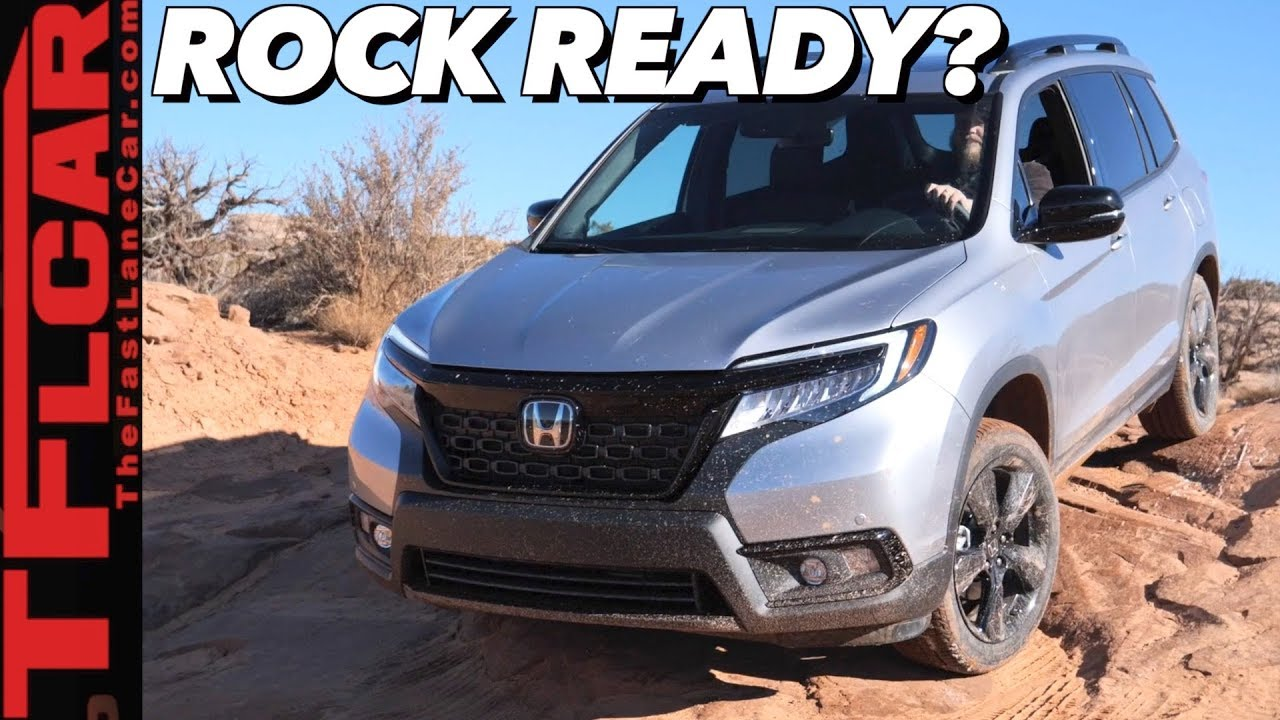 Can The 2019 Honda Passport Actually Go Offroad Everything You Need To Know Part 1 Of 2