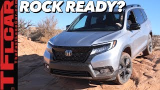 Can The 2019 Honda Passport Actually Go Offroad? Everything You Need To Know (Part 1 Of 2)