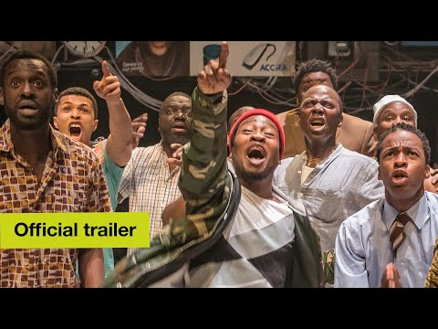 Official Trailer   Barber Shop Chronicles   National Theatre at Home