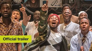 Official Trailer | Barber Shop Chronicles | National Theatre at Home
