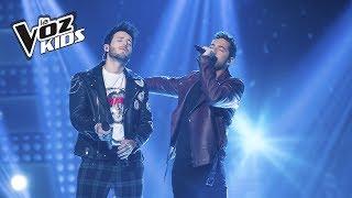 David Bisbal y Sebastián Yatra cantan A Partir de Hoy | La ...