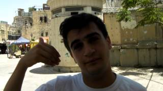 Palestinians: Do you prefer a one-state or two-state solution?