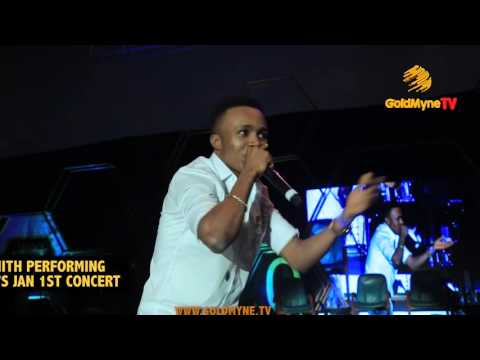 """EXCLUSIVE! HUMBLESMITH'S PERFORMANCE AT """"ALI BABA'S JAN 1ST CONCERT"""""""