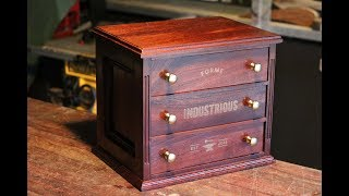 Make Desktop Drawers - Forme Industrious