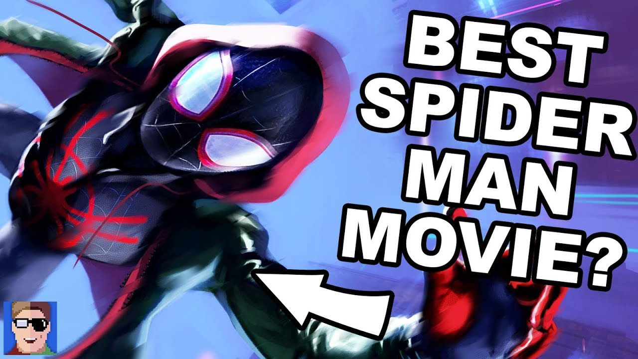 Is 'Into The Spiderverse' The Best Spider-Man Movie? | SPOILER REVIEW