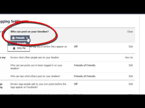 How to see all tagged photos on facebook