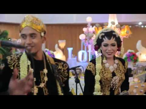 MC Surabaya Rizqiani Putri for Ayu and Randy Javanese Wedding