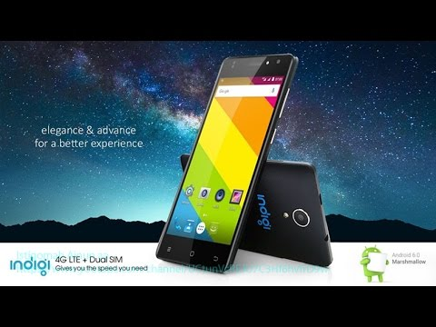 Indigi NEW 5in 4G Review Unlocked Android 6 0 Smartphone Cell Phone GPS  WiFi AT&T StraightTalk