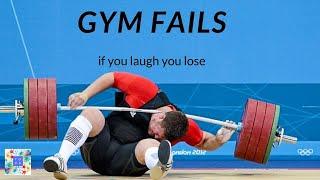 GYM FAILS: BIG MUSCLES, BIG MISTAKE