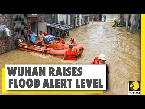 After pandemic Wuhan reels under floods | Floods in China | World News