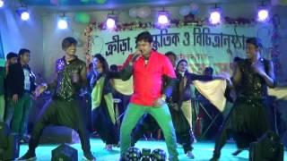 Teri Chunariya-Marvelous Singing By BISWANATH BASU.On Our Madhab Pur Yubak Sangha's 2K17 Program