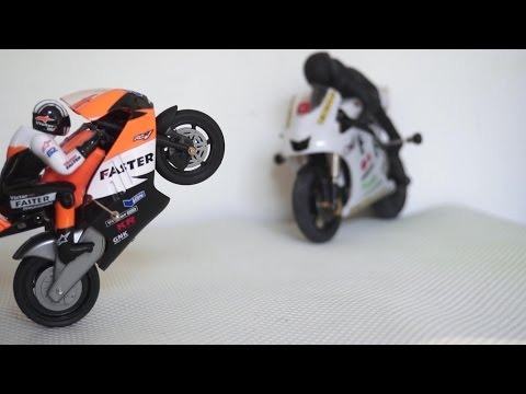 JXD Mini RC Sports bike with Gyro Complete Re Review