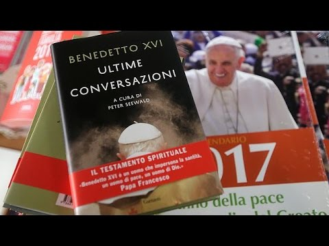 Former Pope Benedict XVI speaks candidly about his papacy
