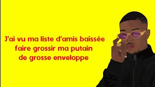 NINHO ft LETO - Vie de Stars (Paroles Lyrics Video)