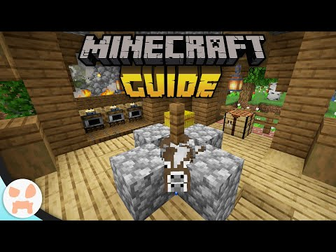 Minecraft's BEST FOOD FARM! | The Minecraft Guide - Tutorial Lets Play (Ep. 8)