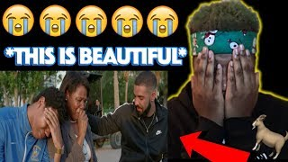 "*I CRIED* DRAKE - ""GOD'S PLAN"" OFFICIAL MUSIC VIDEO REACTION 