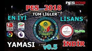 PES 2018  2019 TRANSFER YAMASI OTTOMAN EMPİRE PATCH UYUMLUDUR V3 REPACK