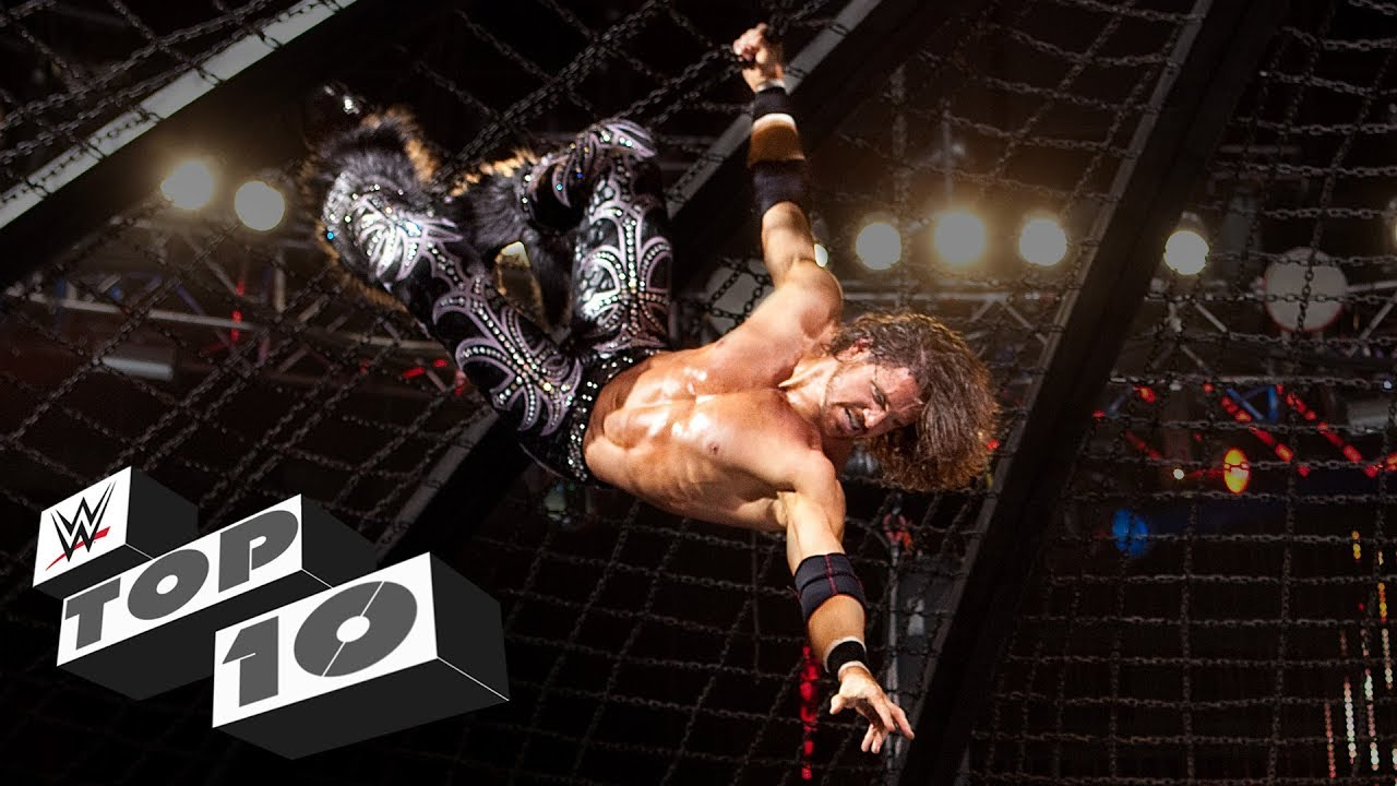 John Morrison's OMG moments: WWE Top 10, Dec. 8, 2019