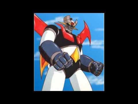 """Mazinger Z"" (English) - Isao Sasaki"