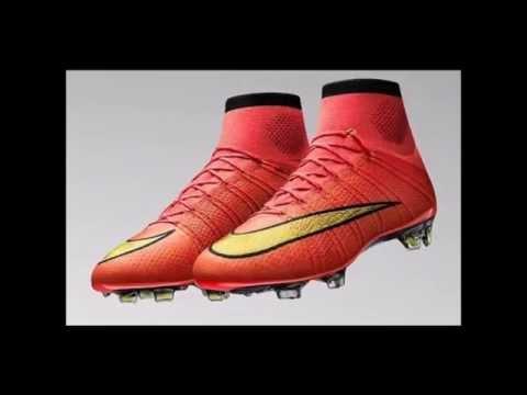 Los mejores zapatos de Cristiano Ronaldo