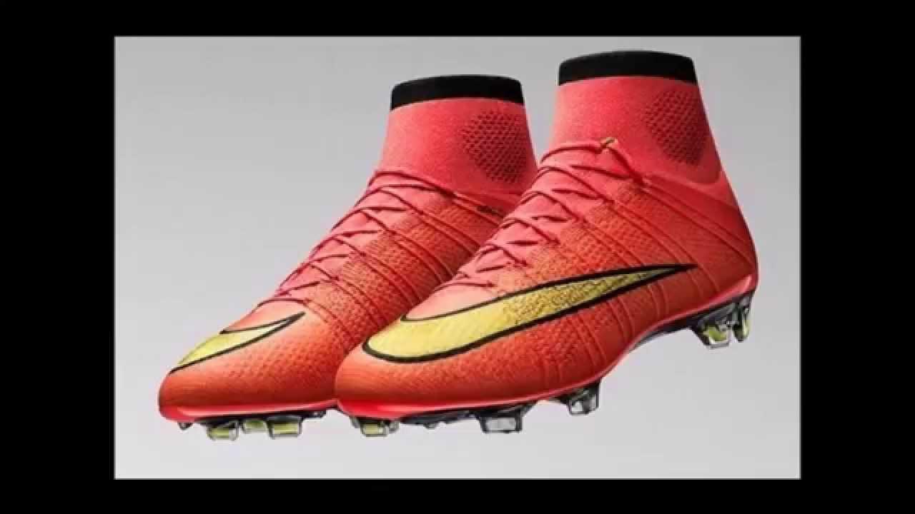 a431436164da2 Los mejores zapatos de Cristiano Ronaldo - YouTube