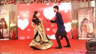 Best Bride & Groom Dance| Sangeet Couple Performance| GYS | Gaurav & Yashswi | GE