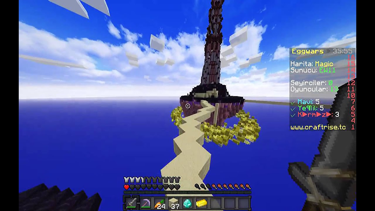 Download Minecraft-Egg Wars-Bölüm 2 (Kısa Oyun)