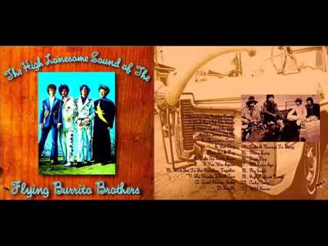 Flying Burrito Brothers 1969 Seattle Pop Festival