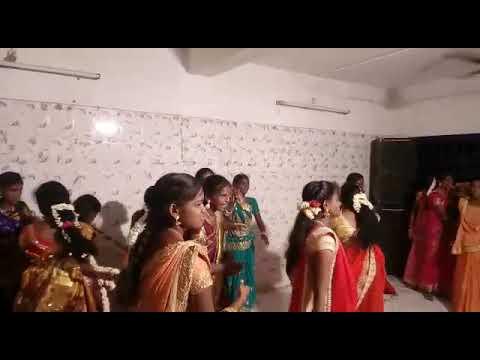 Dancing Selvin Nadar Songs In Pandaravilai Girls