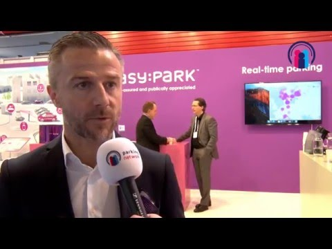 Parking Network - Intertraffic Amsterdam 2016 - EasyPark Group