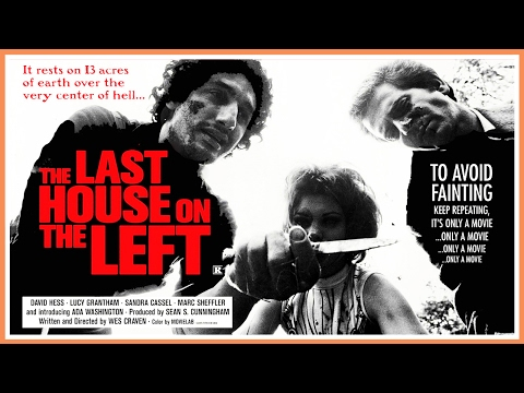 The Last House on the Left (1972) VHS Trailer - Color / 2:02 mins