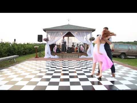Best Wedding Dance to 'Thinking Out Loud' (Ed Sheeran)
