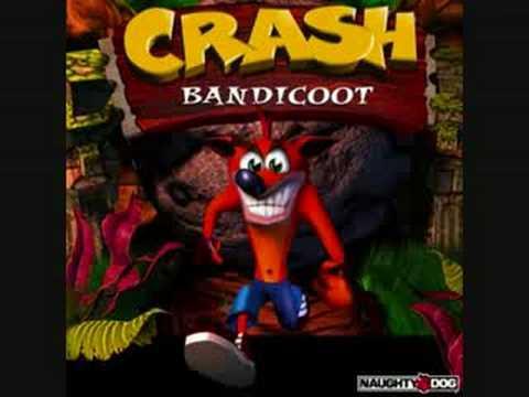 Crash Bandicoot 1 - The Great Hall & Alternate Ending Music
