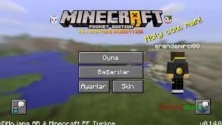 Minecraft Serisi Bölüm # 1    Köyde Eylem