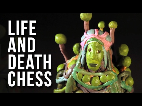 Life and Death Chess | Frederico Ribas