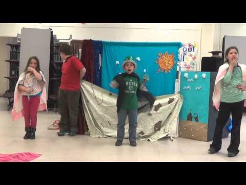 New Hampton Community School Destination Imagination Team