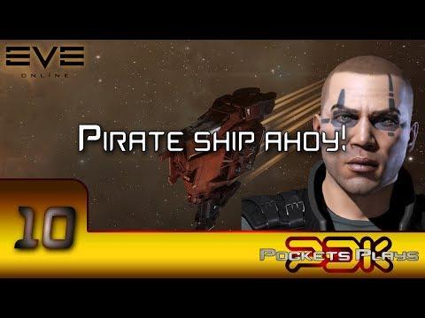 EVE Online - Building A Rupture, Pirate Ship Ahoy!