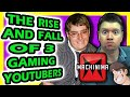 🎮 The Untold Rise and Fall Stories of 3 YouTube Gaming Channels | Fact Hunt