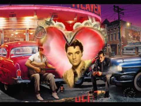 One broken heart for sale --- Elvis...